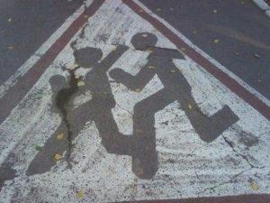В Тамбове машина сбила 13-летнюю девочку