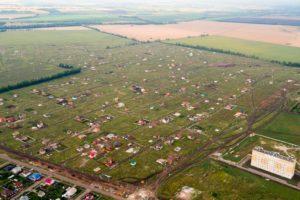 В Тамбове продолжится строительство дорог в микрорайоне Майский