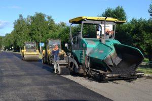16 км дорог отремонтируют в году в Тамбове